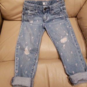 GapKids Boyfriend jeans